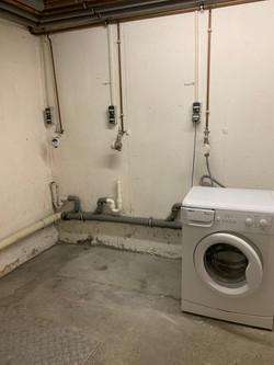 Waschmaschinenplatz