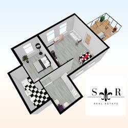 3D Grundriss SR Real Estate