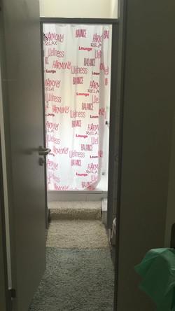 WC + Duschraum