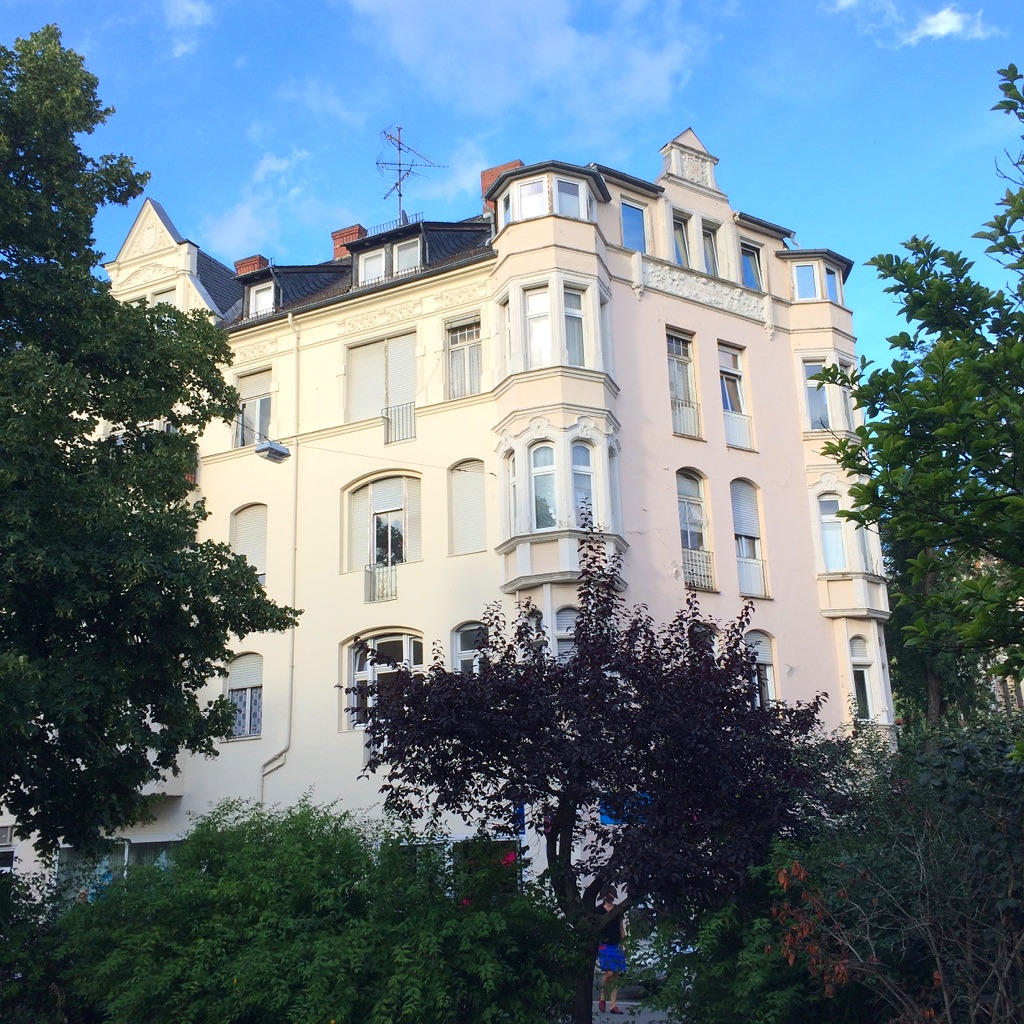 SR Real Estate, Rathenauplatz 1