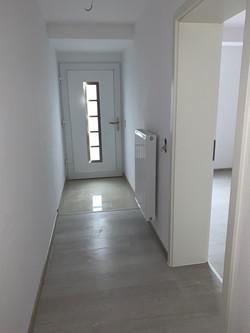 Eingang Wohnung
