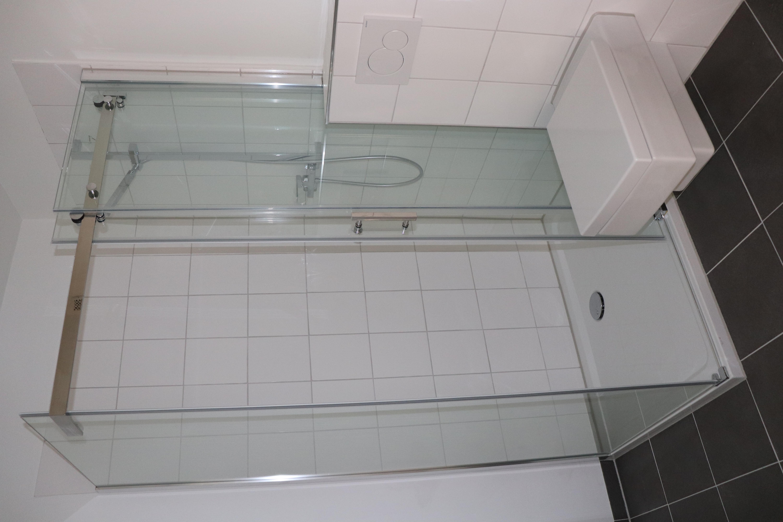 14. Dusche