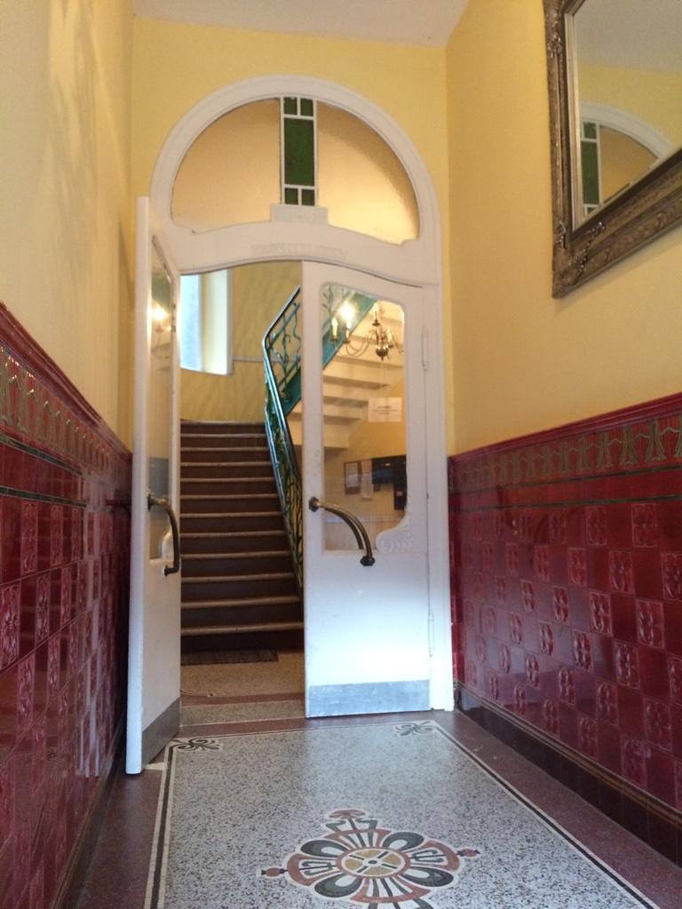 Stilaltbau Treppenhaus