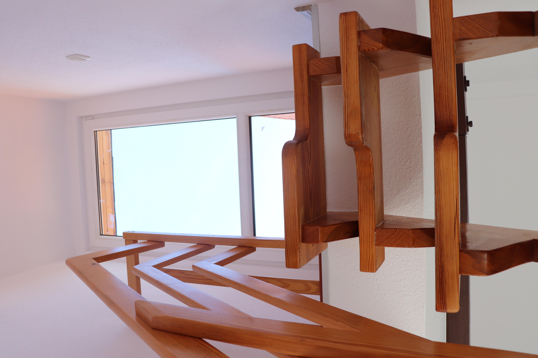 Aufgang Etage 3