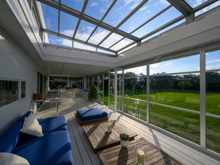 """Some """"Sun"""" Facts - 5 Benefits of a Sunroom"""