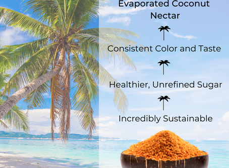 Covico Evaporated Coconut Nectars [100% Pure Coconut Nectar!]