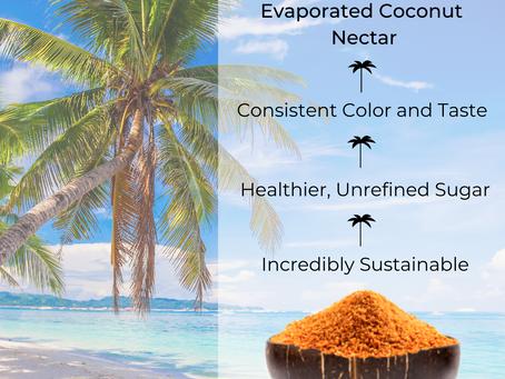 Covico Evaporated Coconut Nectars [100% Pure Coconut Nectar!]