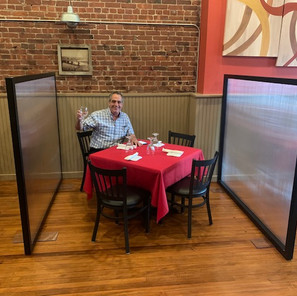Fratellis (table partitions)