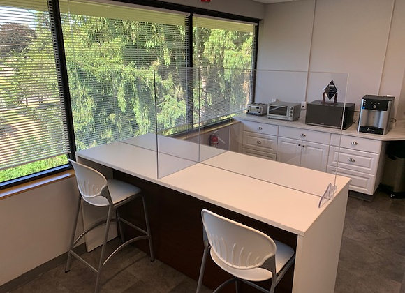 Kitchen Table Partitions