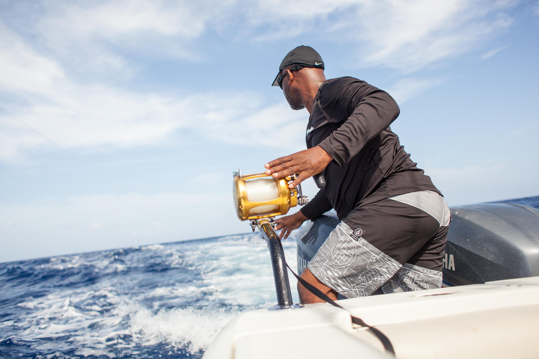Deep Sea Fishing   1/2 day