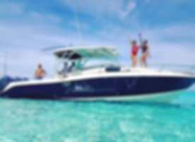 private boat snorkel charter Cayman Islands