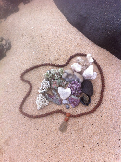Sacred sea treasures