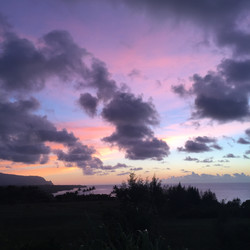 Epic Northshore sunset