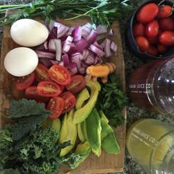Fresh eats and Kauai Juice