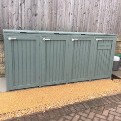 bin shed