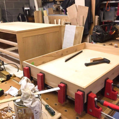 coffee table build