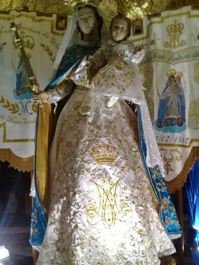 Celebração da Festa de Nossa Senhora - Missa solene com o Cardeal Dom Orani