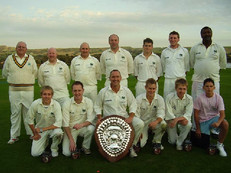 Paddock Shield Winners 2007