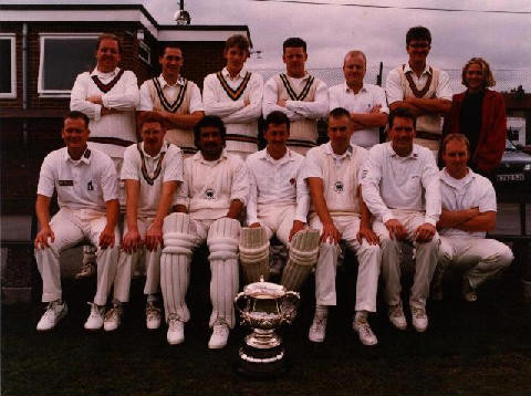 1993 Sykes Cup