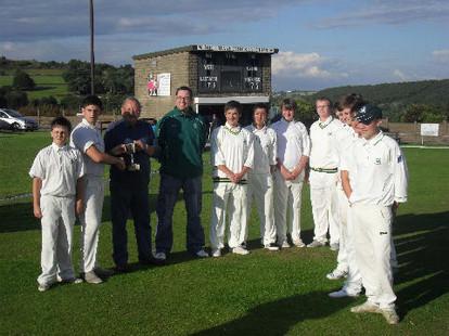 Under 17's League Winners 2010