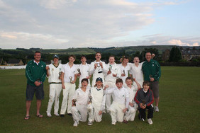 Under 15's Cup Winners 2011