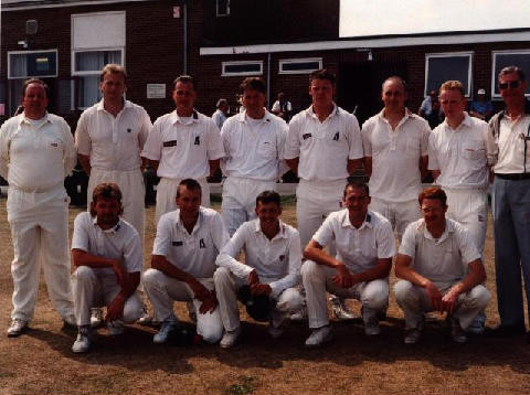 1995 Sykes Cup