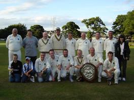 Paddock Shield Winners 2005