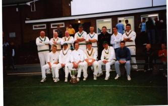 2nd XI League Winners 2002