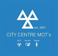 City Centre MOT's Logo.png