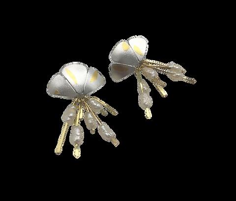 Citrus Stamen Earrings