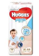 Huggies Platinum Pants (Boys), M, 44pcs