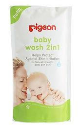 Pigeon SAKURA Baby Wash 2in1, Refill, 900ml
