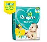 Pampers Baby Dry Diaper, S, 82pcs