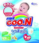 Goo.N Pants Japan version, S, 62s
