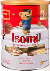 Isomil Soy Growing-Up Formula, Stage 3, 850g
