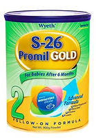 S-26 Promil GOLD Stage 2, 900g