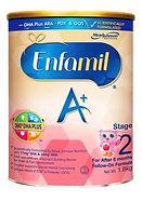 Enfamil A+ Stage 2, 1.8kg