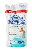 Pigeon Baby Laundry Detergent, Refill, 500ml
