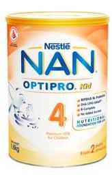 Nan Optipro Kid Stage 4, 1.8kg