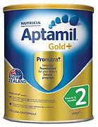 Aptamil Gold+ Follow On Formula, Stage 2, 900g