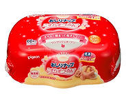 Pigeon Baby Wipes with Box, Japan Lotion, 66s