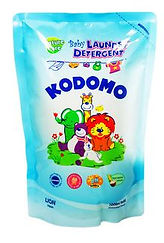 Kodomo Baby Laundry Detergent Nature Care, Refill, 1L