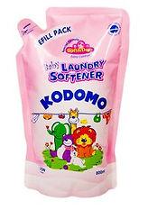 Kodomo Baby Laundry Softener, Refill, 800ml