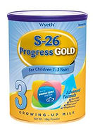 S-26 Progress GOLD Stage 3, 1.6kg