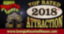 2018 Top Haunted Attraction Ga Haunted H