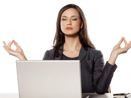 Méditation au travail : pourquoi les dirigeants, chefs d'entreprise et entrepreneurs doivent s&#