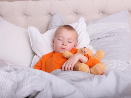 Sophrologie pour les enfants : se coucher en douceur