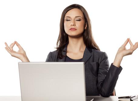 5 astuces imparables pour ne plus jamais stresser au boulot