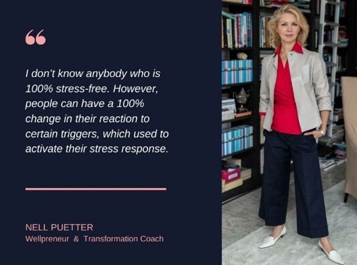Quote Nell Puetter Stress triggers and C