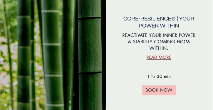 Die Core-Resilience® Technik, die ich in meiner Praxis anwende, fördert die Widerstandsfähigkeit und Stabilität, aktiviert die Kraft des Unbewussten, verdrahtet behutsam unerwünschte Auslöser neu, verwandeln diese ins Positive, und erzielt ein bedeutungsvolles Wachstum.